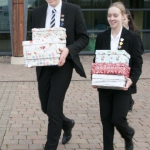 Christmas Shoe Box Appeal 2015