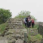 Duke of Edinburgh Award - Hadrians Wall 2016