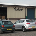Norton Factory Tour 2012 01