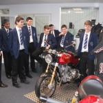 Norton Factory Tour 2012 06