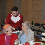 Senior Citizens Christmas Party 2015