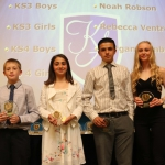 Sports Review Dinner 2015
