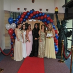 Year 11 Prinicpal's Dinner 2014