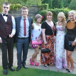 Year 13 Leavers Dinner 2010