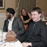 Year 13 Leavers Dinner 2012