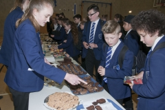 Charity Cake Sale