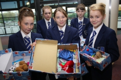 Christmas Shoe Box Appeal 2012