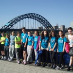 Junior Great North Run 2012 10