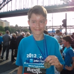 Junior Great North Run 2012 03