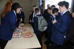 Red Nose Day Cake Sale 2017