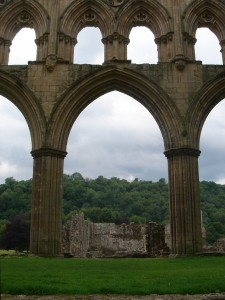 Rievaulx Abbey - picture taken by zoer